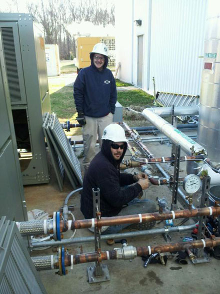 Atlantic Wiring Group electricians